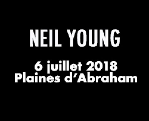 neil young FEQ 2018