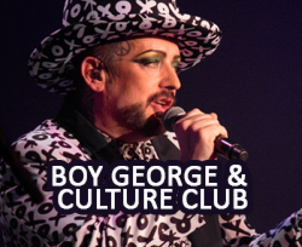Boy George et Culture Club Quebec 2018