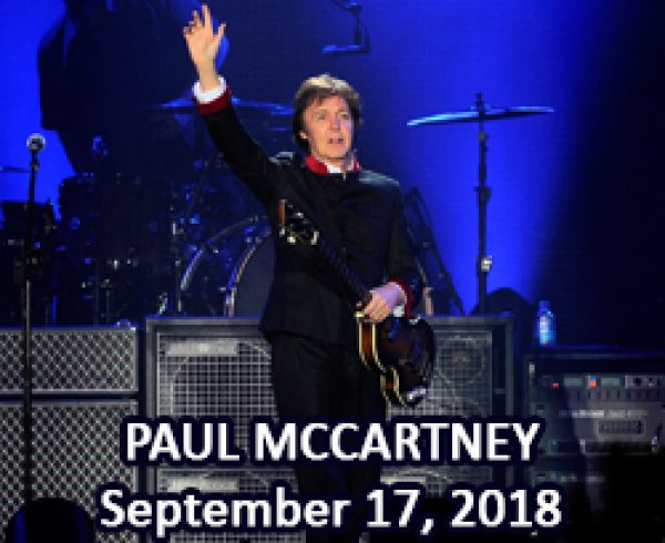 paul mccartney Freshen Up tour in Quebec City