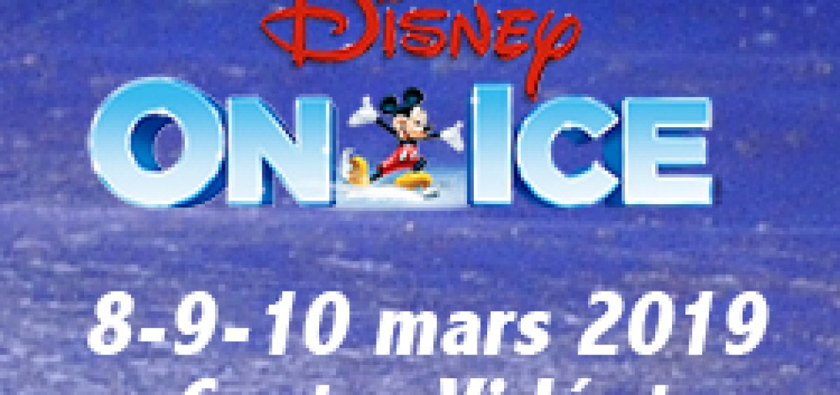 disney on ice quebec 2019