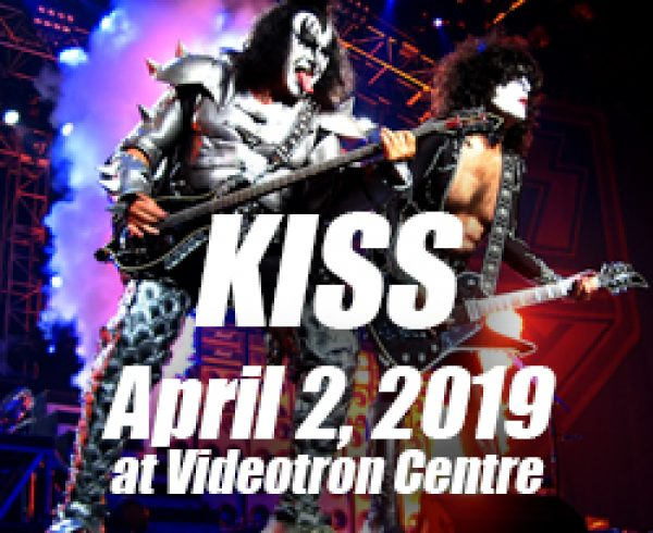 KISS Quebec 2019