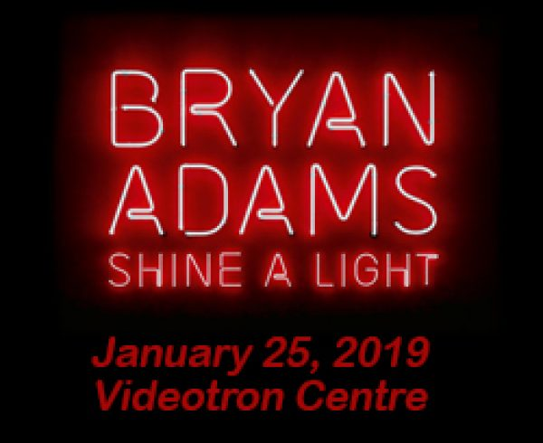 bryan adams in quebec city 2019