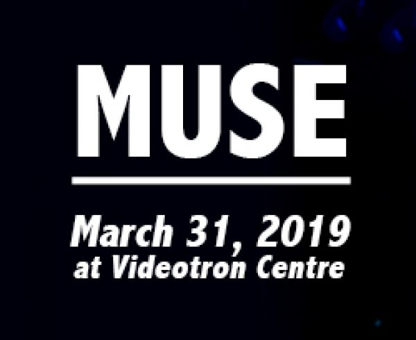 muse in quebec city 2019